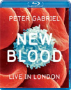 Peter Gabriel - New Blood Live In London (BLU-RAY)