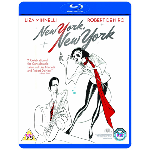 New York, New York (UK-import) (BLU-RAY)