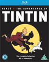 The Adventures Of Tintin (UK-import) (BLU-RAY)