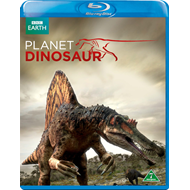 Planet Dinosaur (UK-import) (BLU-RAY)