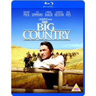 The Big Country (UK-import) (BLU-RAY)