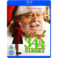 Miracle On 34th Street (1994) (UK-import) (BLU-RAY)