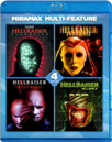 Hellraiser - 4 Film Collection (BLU-RAY)
