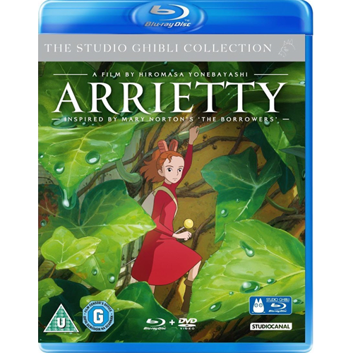 Arrietty (UK-import) (BLU-RAY)