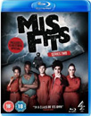 Misfits - Sesong 2 (UK-import) (BLU-RAY)