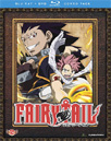 Fairy Tail - Del 2 (BLU-RAY)