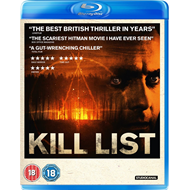 Kill List (UK-import) (BLU-RAY)
