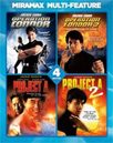 Jackie Chan 4 Film Collection (BLU-RAY)