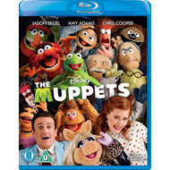 The Muppets (UK-import) (BLU-RAY)
