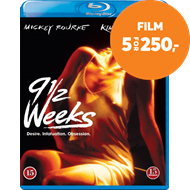 Produktbilde for 9 1/2 Weeks (BLU-RAY)
