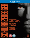 The Schwarzenegger Collection (UK-import) (BLU-RAY)