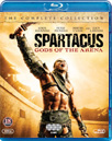 Spartacus: Gods Of The Arena (BLU-RAY)