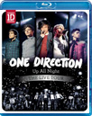 One Direction - Up All Night: The Live Tour (BLU-RAY)