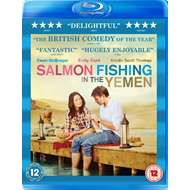 Salmon Fishing In The Yemen (UK-import) (BLU-RAY)