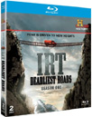 Ice Road Truckers - Deadliest Roads - Sesong 1 (UK-import) (BLU-RAY)