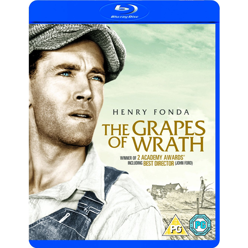 The Grapes Of Wrath (UK-import) (BLU-RAY)