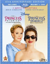 The Princess Diaries / The Princess Diaries 2 - Royal Engagement (BLU-RAY)