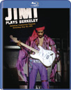 Jimi Hendrix - Jimi Plays Berkeley (BLU-RAY)