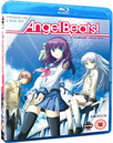 Angel Beats - The Complete Series (UK-import) (BLU-RAY)