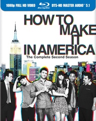 How To Make It In America - Sesong 2 (BLU-RAY)