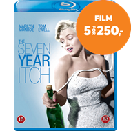Produktbilde for The Seven Year Itch (BLU-RAY)