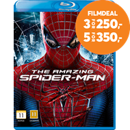 Produktbilde for The Amazing Spider-Man (BLU-RAY)