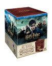 Harry Potter - The Wizard's Collection  - Spesialimport (UK-import) (BLU-RAY)