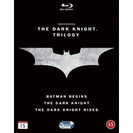 Batman - The Dark Knight Trilogy (BLU-RAY)