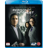 Person Of Interest - Sesong 1 (BLU-RAY)