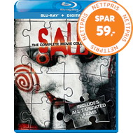 Produktbilde for Saw - The Complete Collection (BLU-RAY)