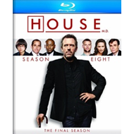 House M.D. - Sesong 8 (BLU-RAY)