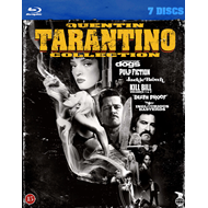 Quentin Tarantino Collection (BLU-RAY)