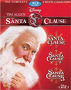 The Santa Clause Trilogy (BLU-RAY)