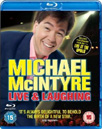 Michael McIntyre - Live And Laughing (UK-import) (BLU-RAY)