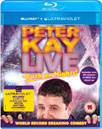 Peter Kay - Live & Back On Nights (UK-import) (BLU-RAY)