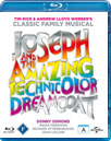 Joseph And The Amazing Technicolor Dreamcoat (UK-import) (BLU-RAY)