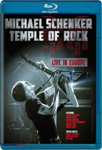 Michael Schenker - Temple Of Rock: Live In Europe (UK-import) (BLU-RAY)