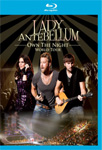 Lady Antebellum - Own The Night World Tour (UK-import) (BLU-RAY)