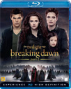 The Twilight Saga - Breaking Dawn - Del 2 (BLU-RAY)