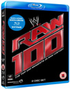 WWE - Top 100 Raw Moments (UK-import) (BLU-RAY)