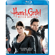 Hansel & Gretel - Witch Hunters (BLU-RAY)