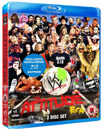 WWE - The Attitude Era (UK-import) (BLU-RAY)