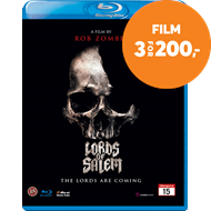 Produktbilde for Lords Of Salem (BLU-RAY)