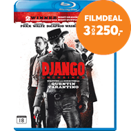 Produktbilde for Django Unchained (BLU-RAY)