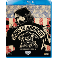 Sons Of Anarchy - Sesong 1 (BLU-RAY)