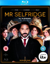 Mr. Selfridge - Sesong 1 (UK-import) (BLU-RAY)