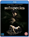 Subspecies (UK-import) (BLU-RAY)