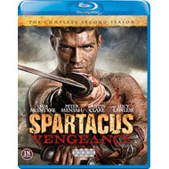 Spartacus - Vengeance - Sesong 2 (BLU-RAY)