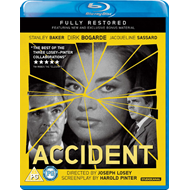 Accident (UK-import) (BLU-RAY)