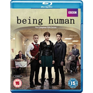 Being Human - Sesong 5 (UK-import) (BLU-RAY)